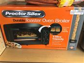 PROCTOR SILEX Toaster Oven 31118R TOASTER OVEN